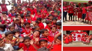 Red Day Celebrations